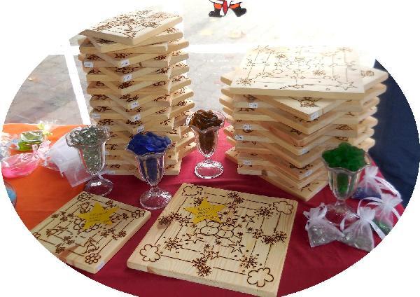 Holz-Muehle-Spiele 1