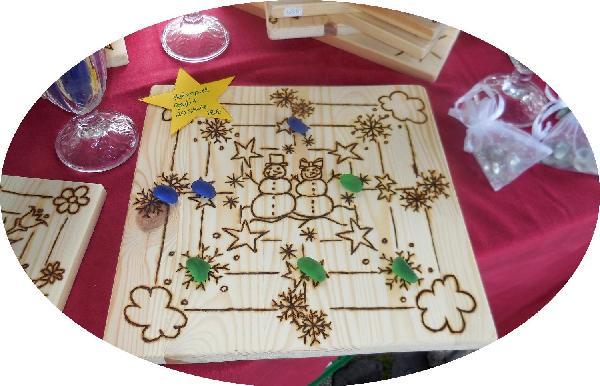 Holz-Muehle-Spiele 4